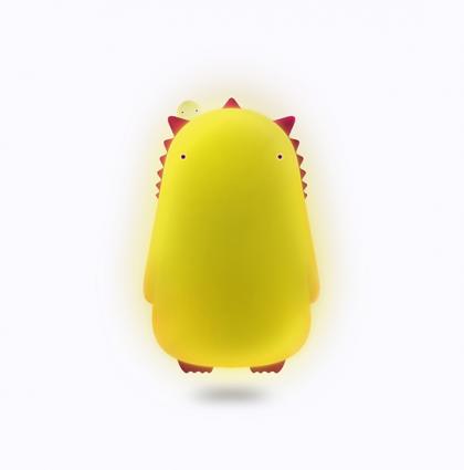火龙君与白蛇丸 IP吉祥物设计