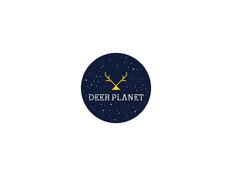 Deer Planet 迷鹿星球 品牌设计
