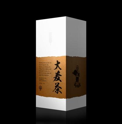 大麦茶设计